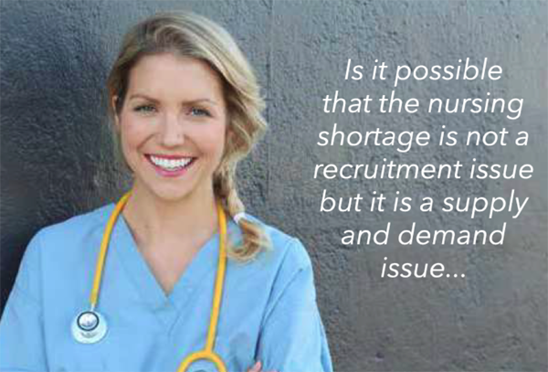 NAHCR Nursing Shortage