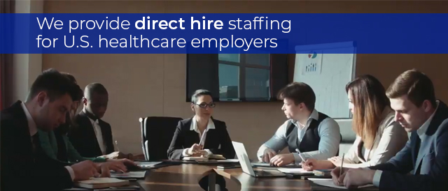 Direct hire staffing solutions