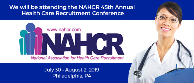 NAHCR 45th Annual Health Care Recruitment Conference 2019