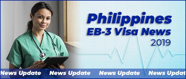 Philippines EB-3 Visa News 2019