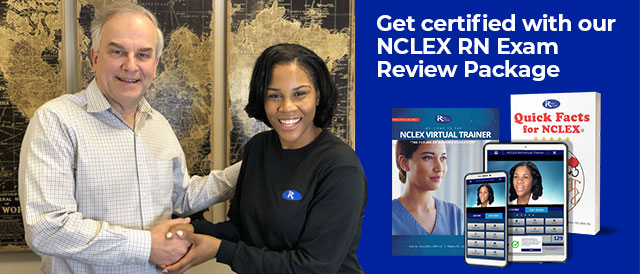 NCLEX RN Exam Review Package - WorldWide HealthStaff Solutions and ReMar Review partnership